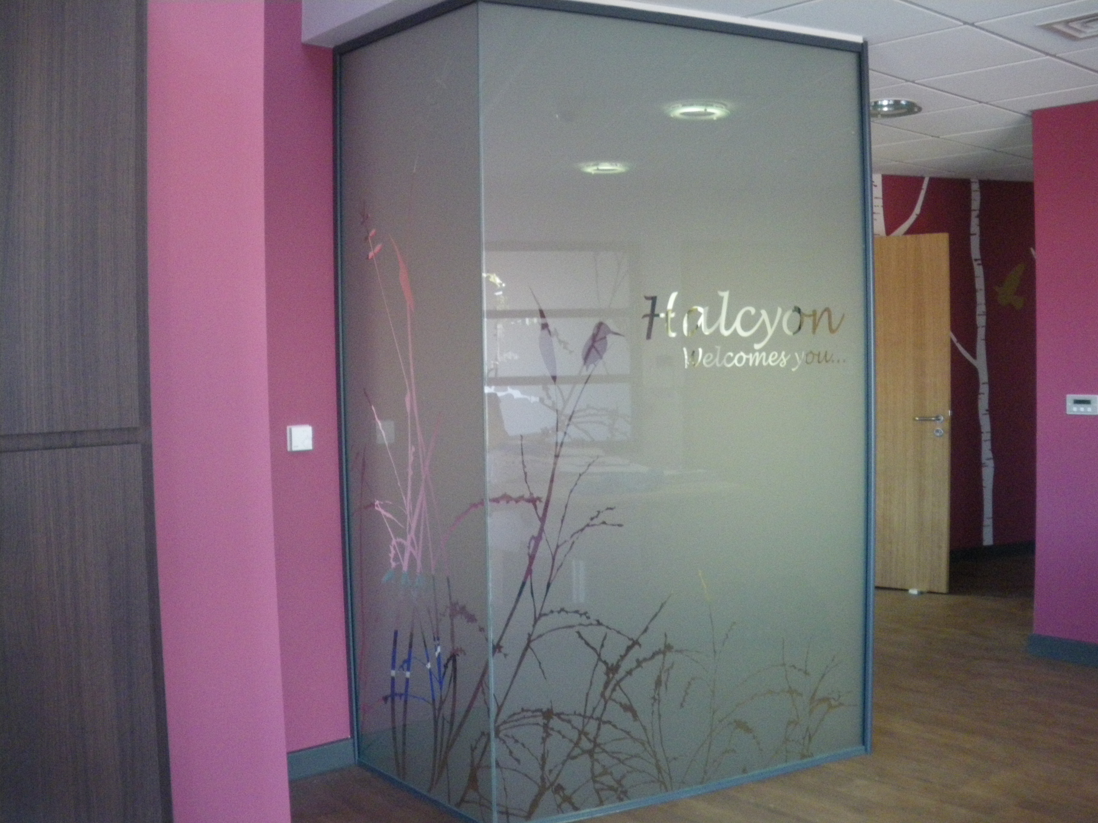 Privacy Window Films Manifestation Grafix