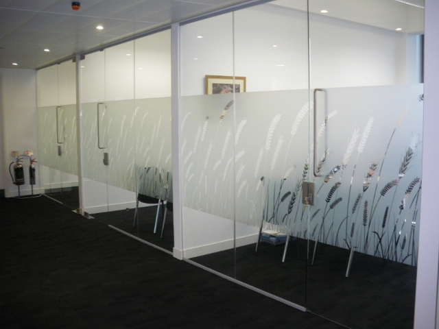 Privacy window films manifestation grafix for Window manifestations
